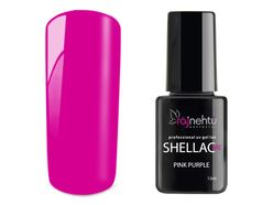 Ráj nehtů UV gel lak Shellac Me 12ml - Pink Purple
